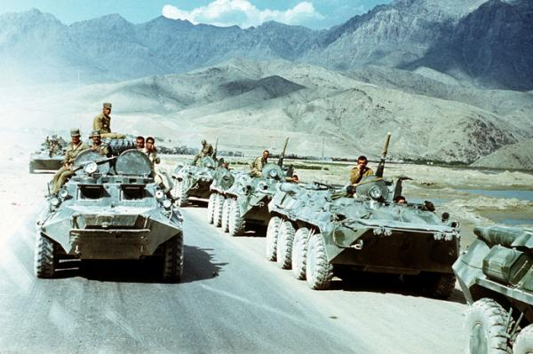 Invasione sovietica dell'Afghanistan 1979 - 1989
